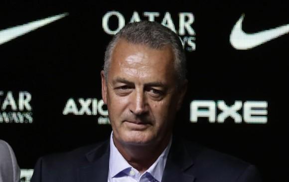 Gustavo Alfaro fue presentado como el nuevo técnico de Boca Juniors de Argentina   EL FRENTE