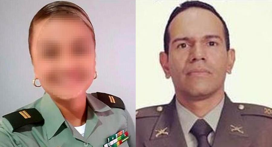 Fue removida del cargo fiscal de la teniente que denunció violación por parte de un capitán | EL FRENTE
