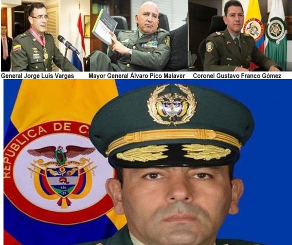 Santandereanos en la cúpula de la Policía | EL FRENTE