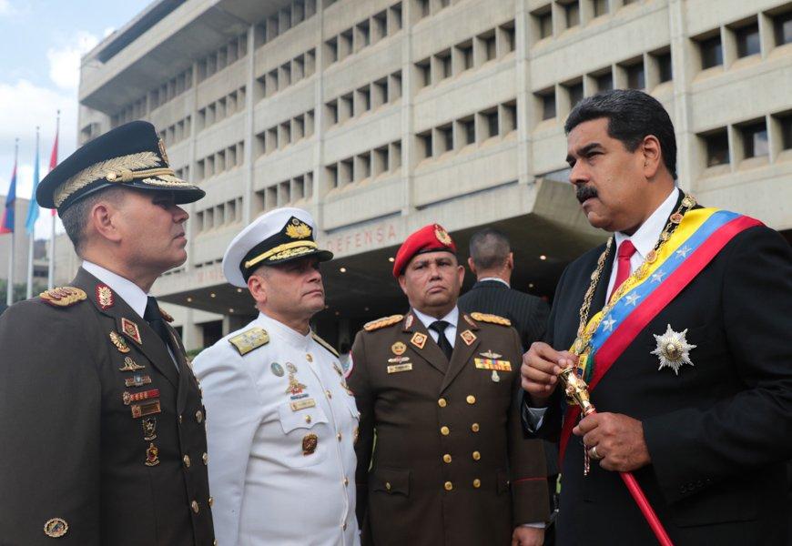 Lealtad absoluta de la FANB a Maduro | EL FRENTE