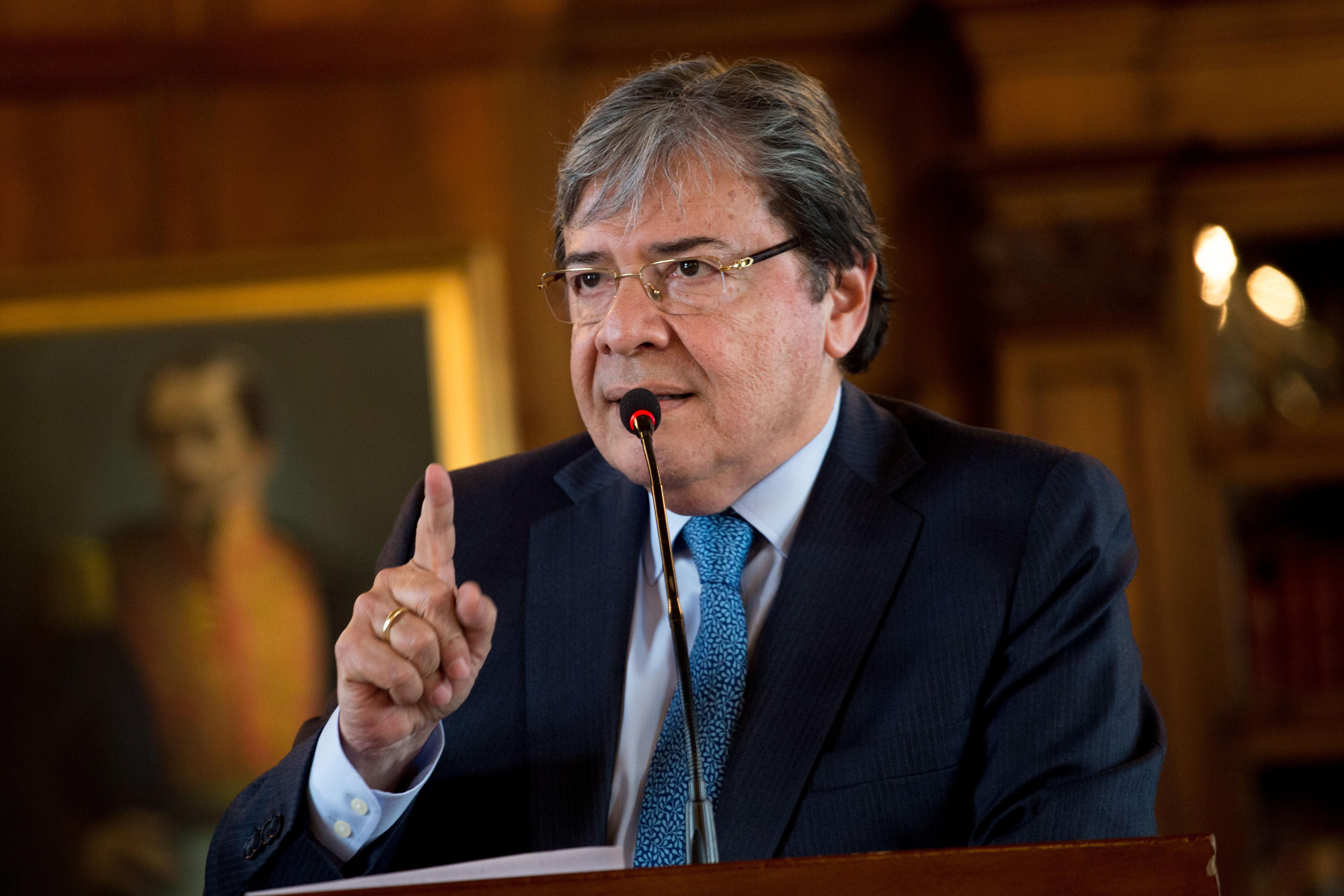 Respaldo a comunicado del Grupo de Lima. Colombia adopta medidas contra el régimen de Maduro | EL FRENTE