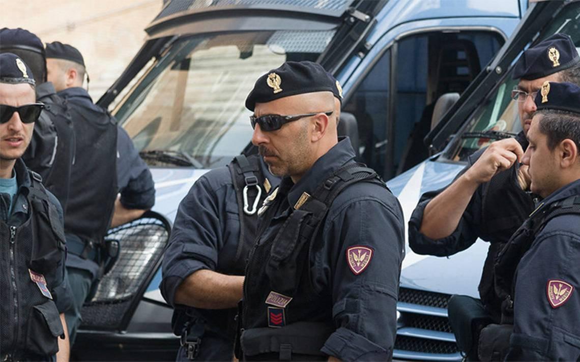 Policía italiana detuvo a 15 personas por terrorismo  | EL FRENTE
