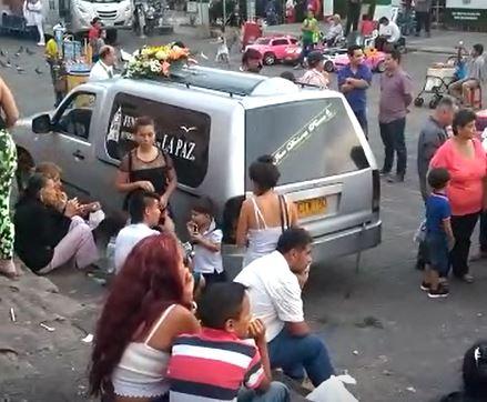 No ha descansado en paz. Por 250 mil pesos no pudo ser enterrado | EL FRENTE