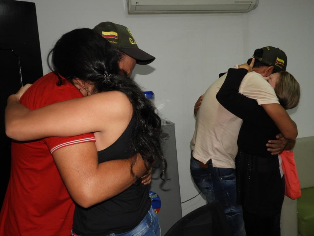 Fueron liberados en Pamplonita dos ingenieros secuestrados hace un mes | EL FRENTE
