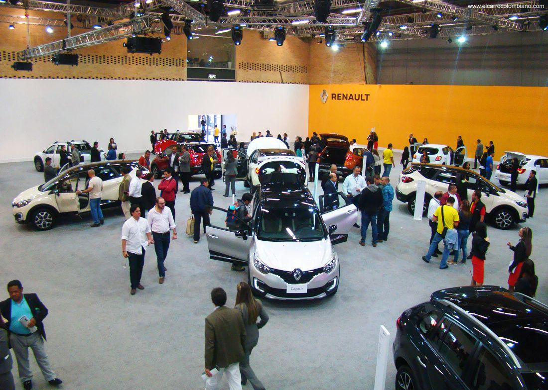 Alto registro de automóviles en el país. En el año 2018 Bucaramanga ayudó con aumento del 1,2% | EL FRENTE
