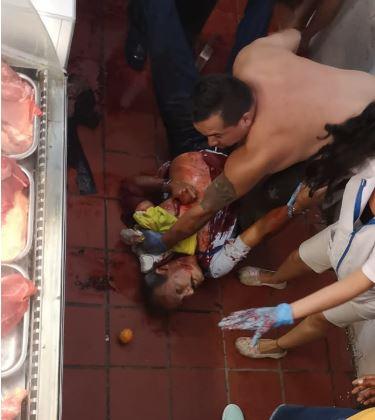 Asesino de carnicero casi termina linchado | EL FRENTE