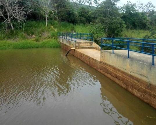 Caudales recuperaron nivel con las lluvias de los últimos días. Lebrija sin racionamiento de agua | EL FRENTE