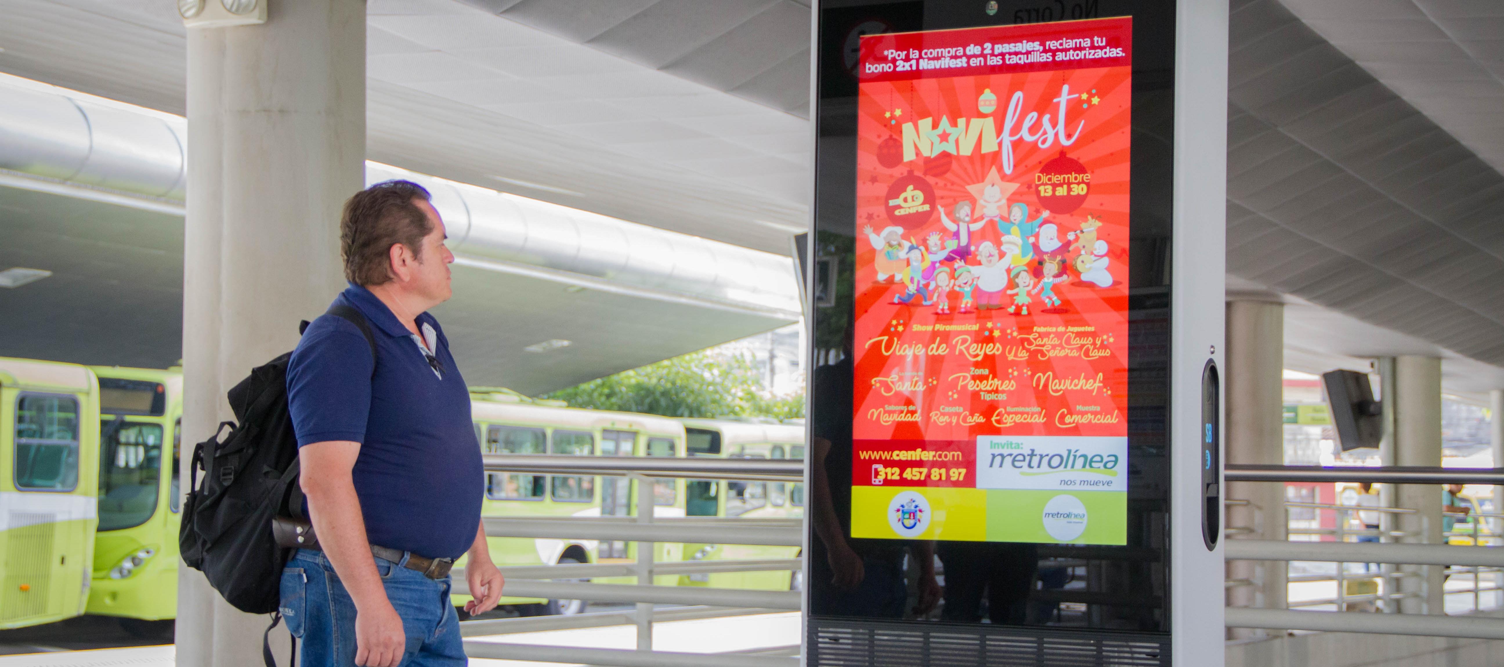 Bucaramanga tiene el primer Tótem digital avanzado del país | EL FRENTE
