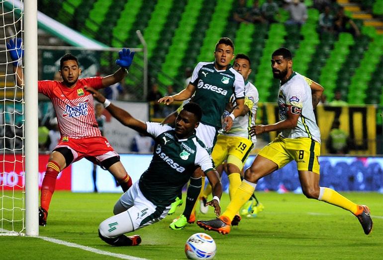 Atlético Bucaramanga juega en Cali su primer partido | EL FRENTE