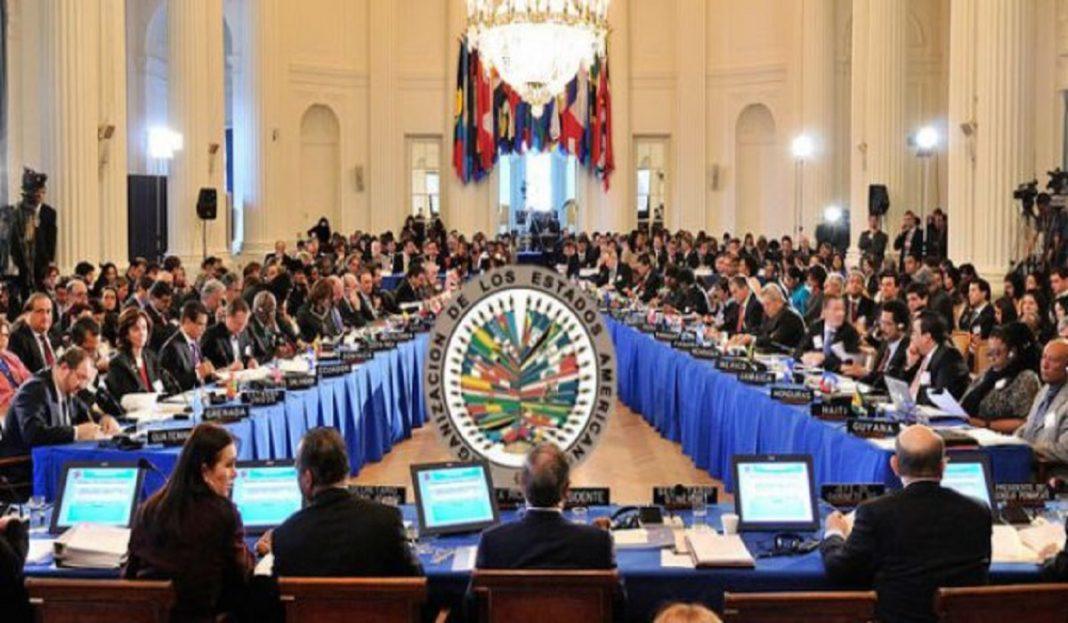 OEA no reconoce el gobierno de Nicolás Maduro | EL FRENTE