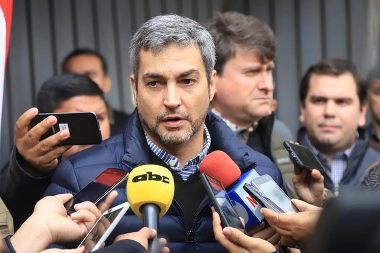 Paraguay rompe relaciones diplomáticas con Venezuela  | EL FRENTE