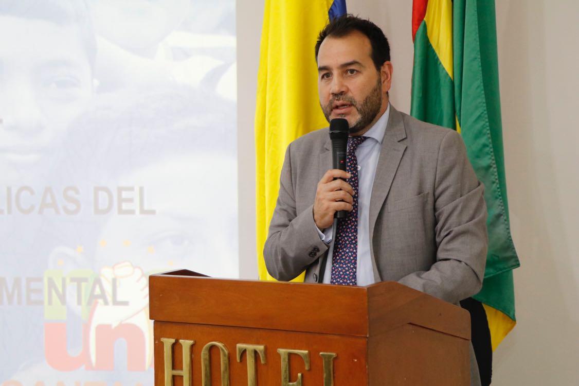Relevo en Secretaria del Interior de Santander. Andrés Fandiño reemplazará a Manuel Zorzano | EL FRENTE