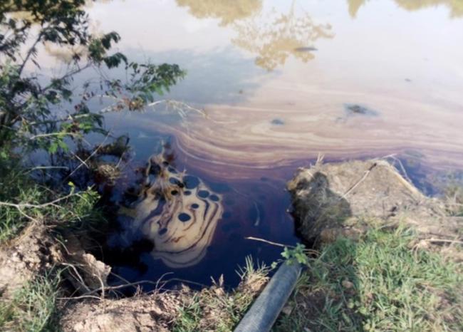 Más de 2.000 familias en peligro en Barrancabermeja. Fantasma de contaminación regresa a La Lizama | EL FRENTE