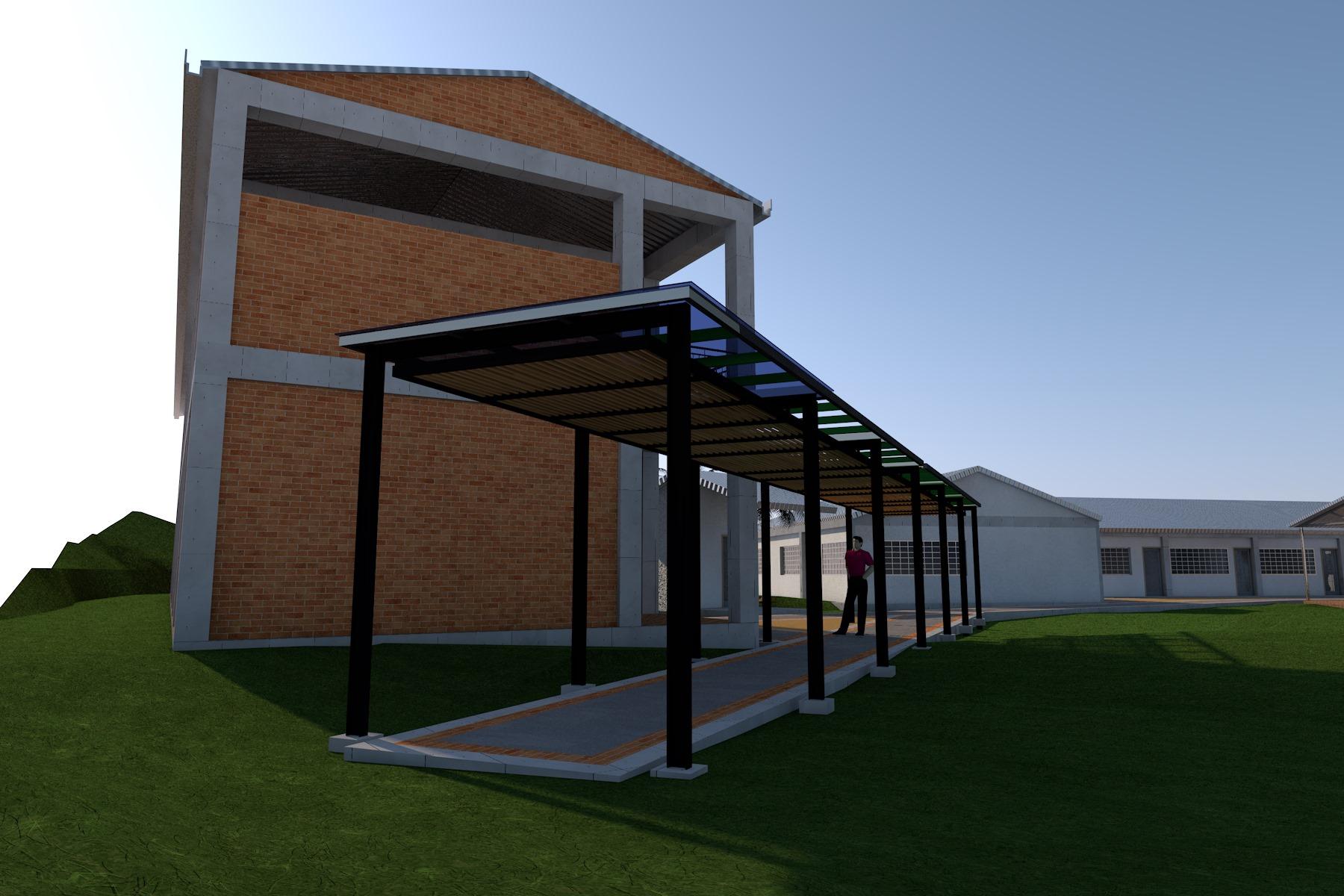 Ampliación del Centro Educativo Pozo Nutrias 2. En San Vicente de Chucurí invertirán $1.075 millones   EL FRENTE