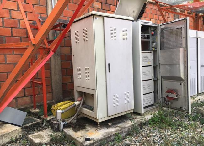 Recuperados equipos de telecomunicación de estación que desvalijaron en El Socorro  | EL FRENTE