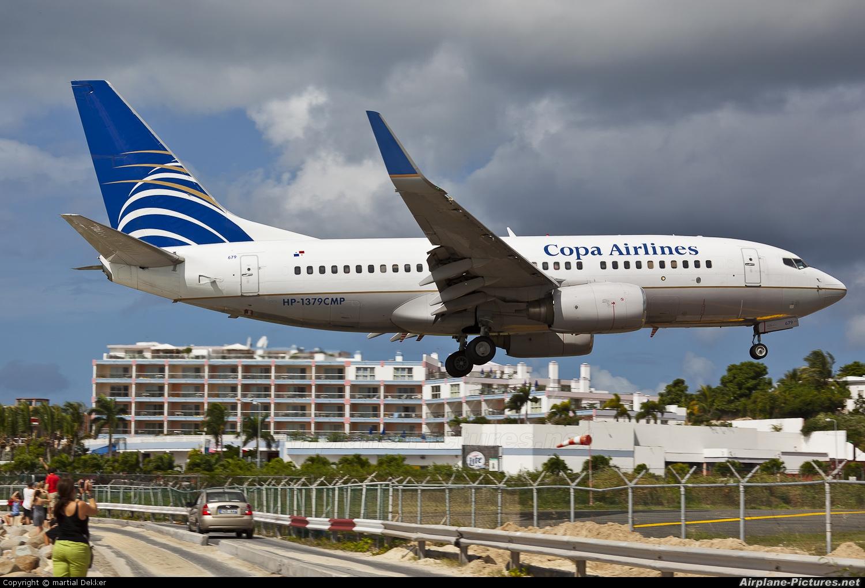 """Copa Airlines premiada como """"La aerolínea más puntual del mundo""""    EL FRENTE"""