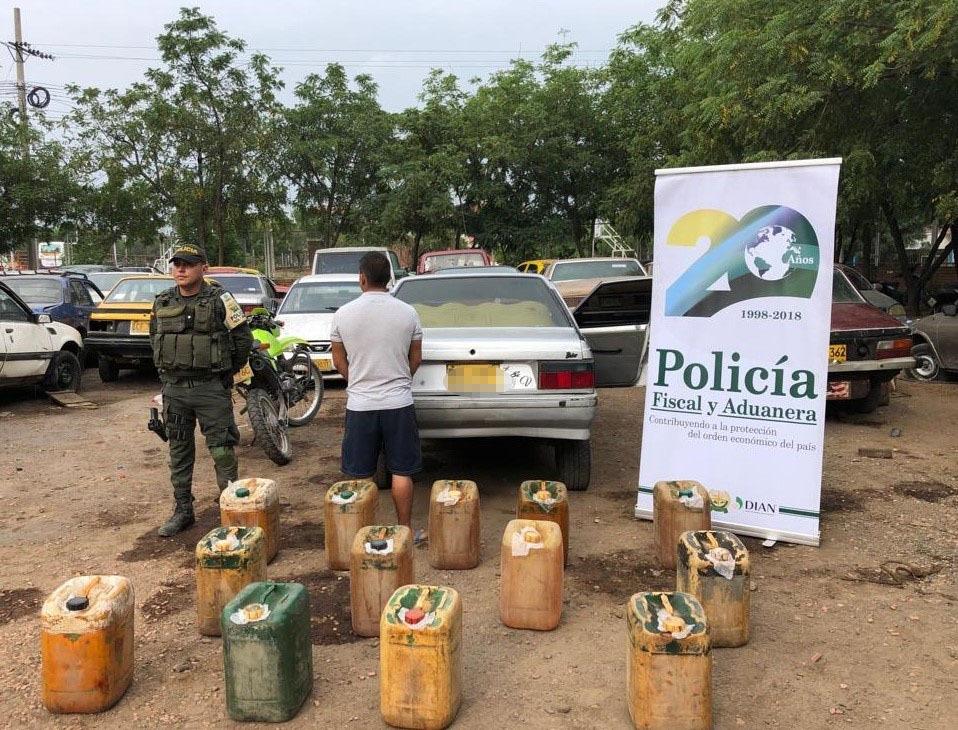 Combustible ilegal deja daños irreparables en los vehículos   Local   Justicia   EL FRENTE