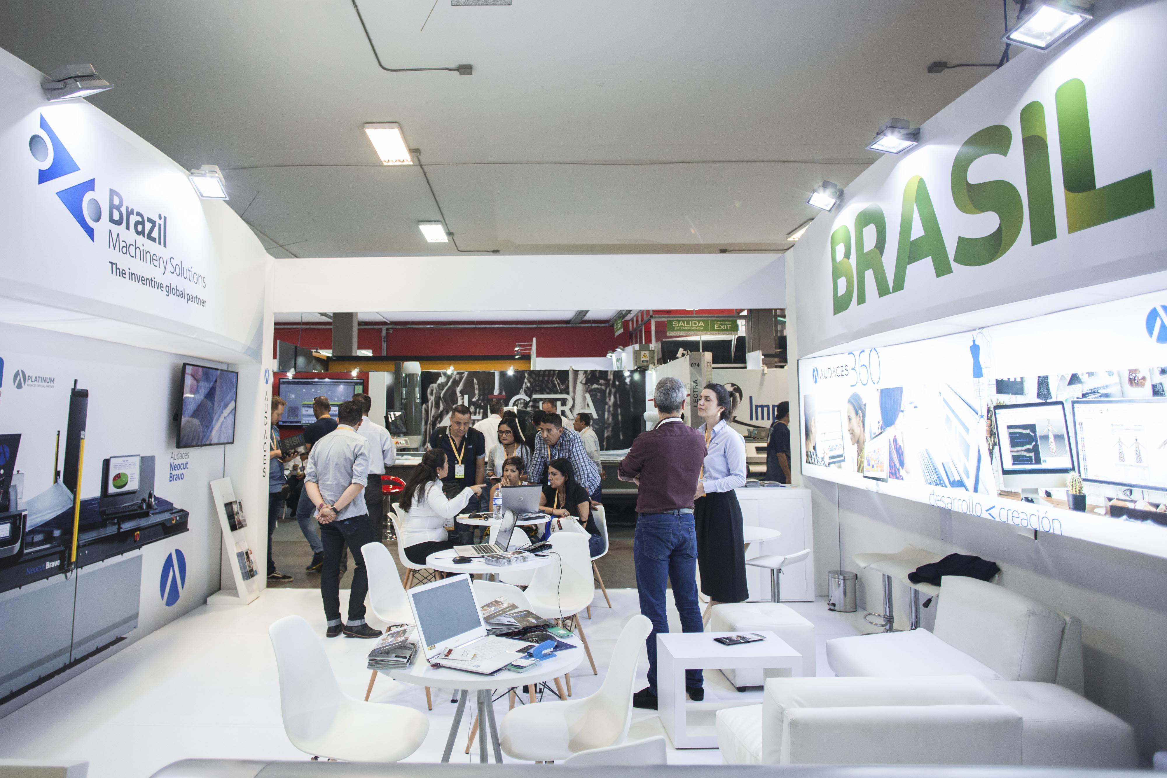 Inicia temporada de moda en el país. Industria brasileña sector textil participa en Colombiatex 2019 | Variedades | EL FRENTE