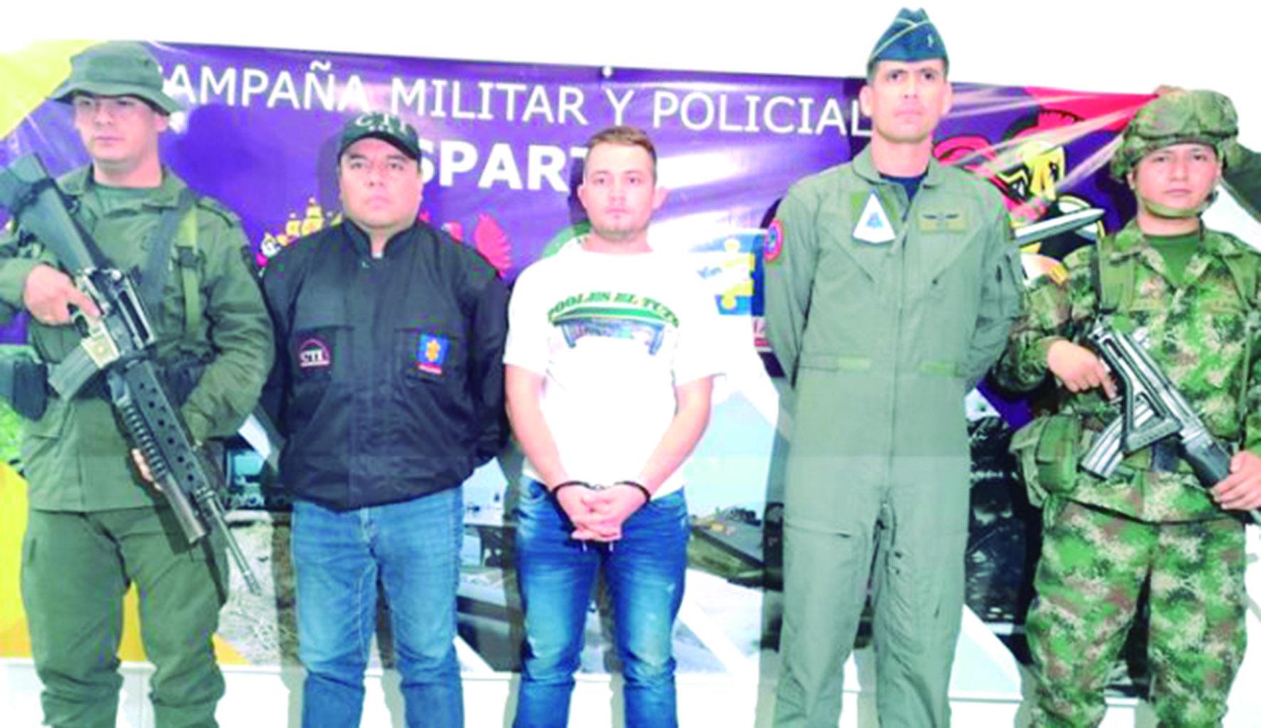 Cae sospechoso de ataque a helicóptero en el Catatumbo   Local   Justicia   EL FRENTE