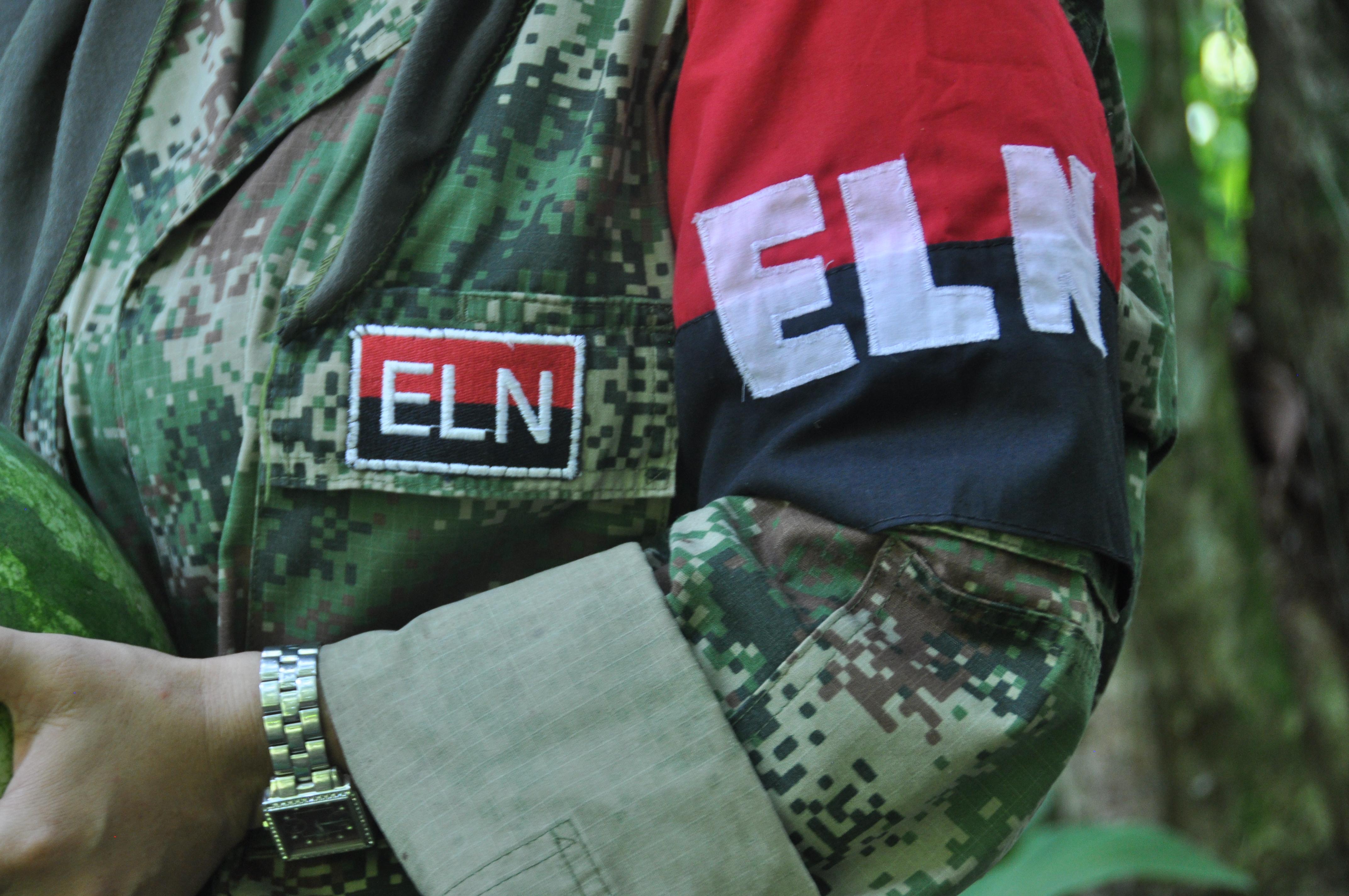 Capturado en la terminal de Bucaramanga un joven de 17 años con material de guerra del ELN  | EL FRENTE
