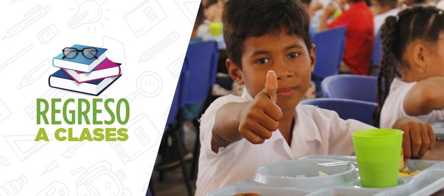 16 mil estudiantes regresaron  a clases en la primera semana | Metro | EL FRENTE