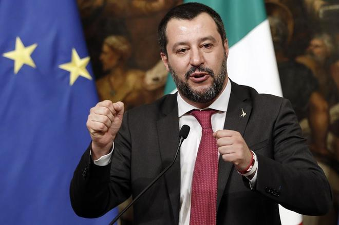 Italia acusa a Francia de ser responsable  | Noticias | Mundo | EL FRENTE