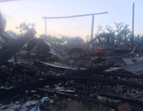 Muere incinerada una mujer en Cali | EL FRENTE