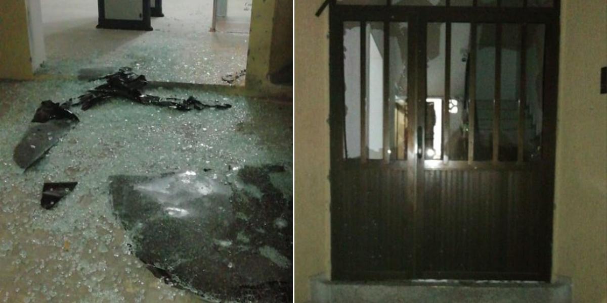 Dos muertos dejó ataque guerrillero a la estación de policía de Saravena, Arauca | EL FRENTE