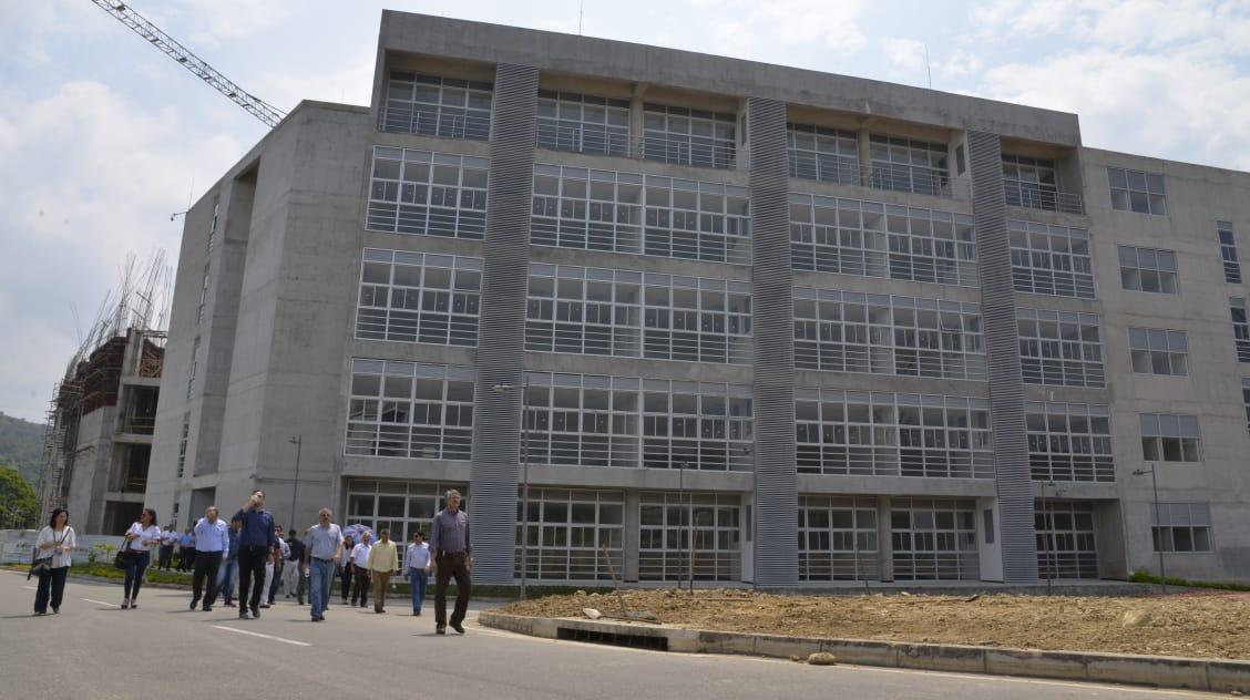 Presentado el edifico GECT-1 de la Universidad Industrial de Santander Guatiguará | EL FRENTE