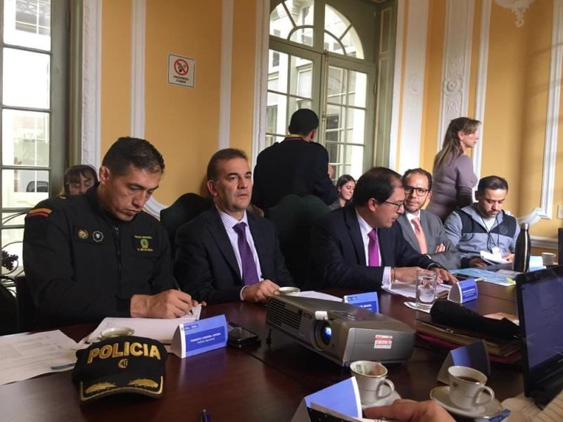 Comité de derechos humanos. Profesores UIS participaron en junta permanente ARPUP   EL FRENTE