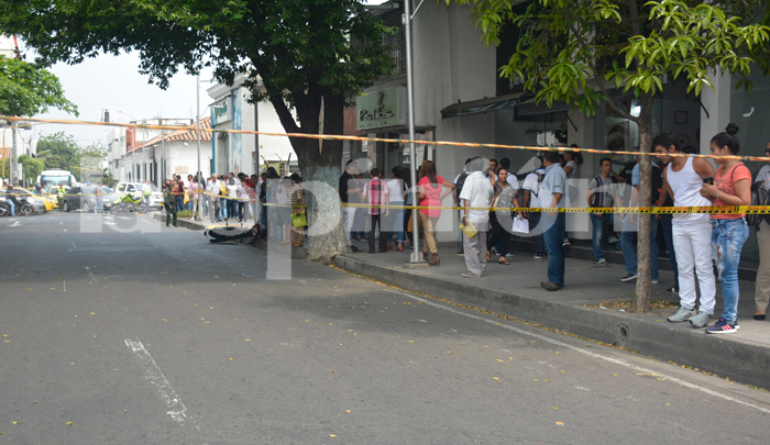 Tiroteo en Cúcuta evitó el robo de 15 millones de pesos | EL FRENTE