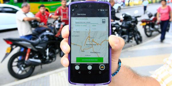 Pese a controles, crecen Apps para transporte ilegal en Bucaramanga  | EL FRENTE