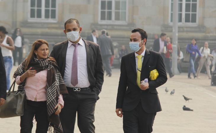Alcaldía inicia esfuerzos  contra los olores fétidos     EL FRENTE