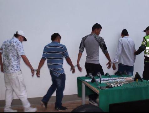 Medida de aseguramiento para atracadores de Sabana de Torres | EL FRENTE