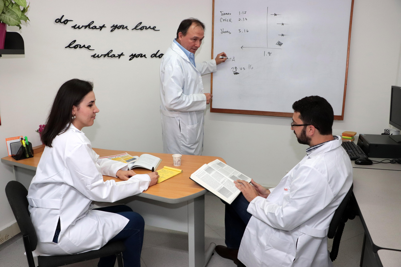 Maestría UNAB. Producción y Aplicación de Conocimiento Científico en Salud | EL FRENTE