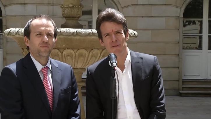 """""""Colombia debe tener un equipo World Tour""""   EL FRENTE"""