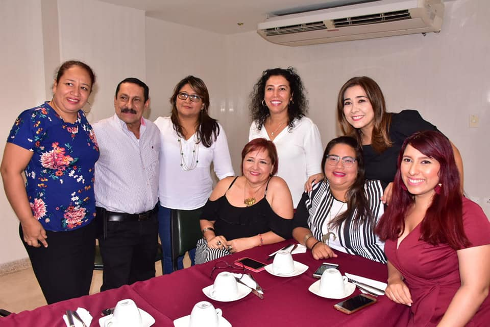 Homenaje a los periodistas. Reunión de celebración ofrecida por la Alcaldía de Barrancabermeja | EL FRENTE