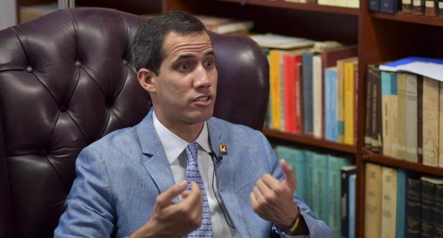 Intervención de Estados Unidos en Venezuela estaría autorizada por Guaidó | EL FRENTE