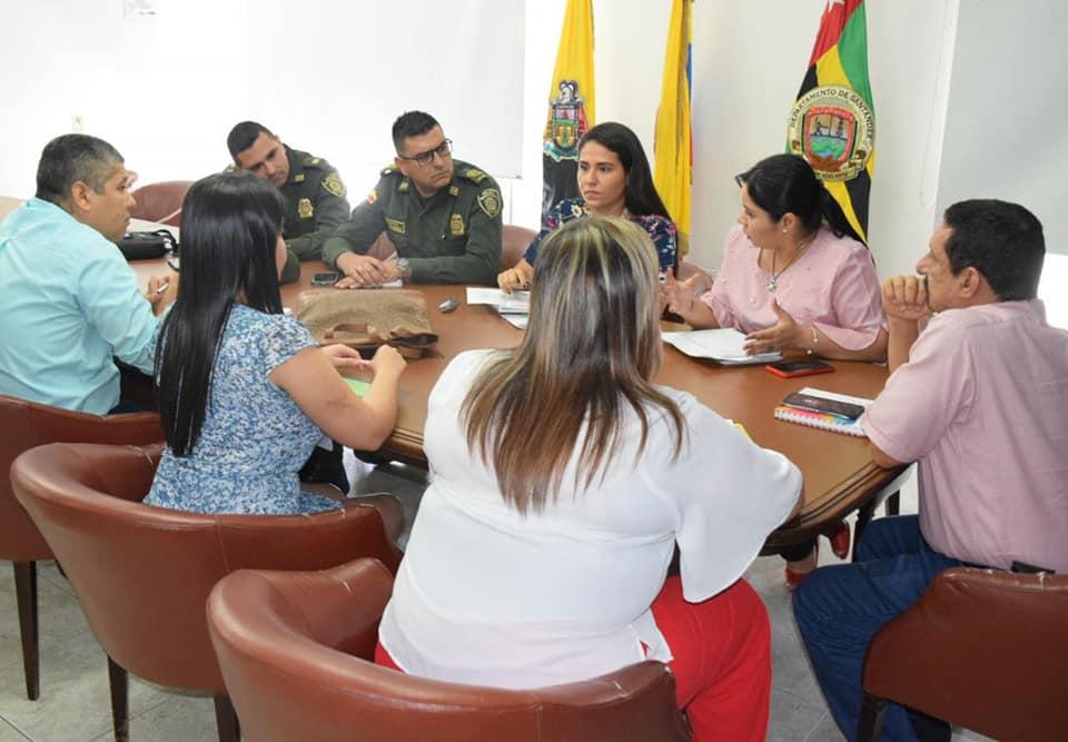Invasiones en Barancabermeja. Red de apoyo para velar por la seguridad ciudadana   EL FRENTE