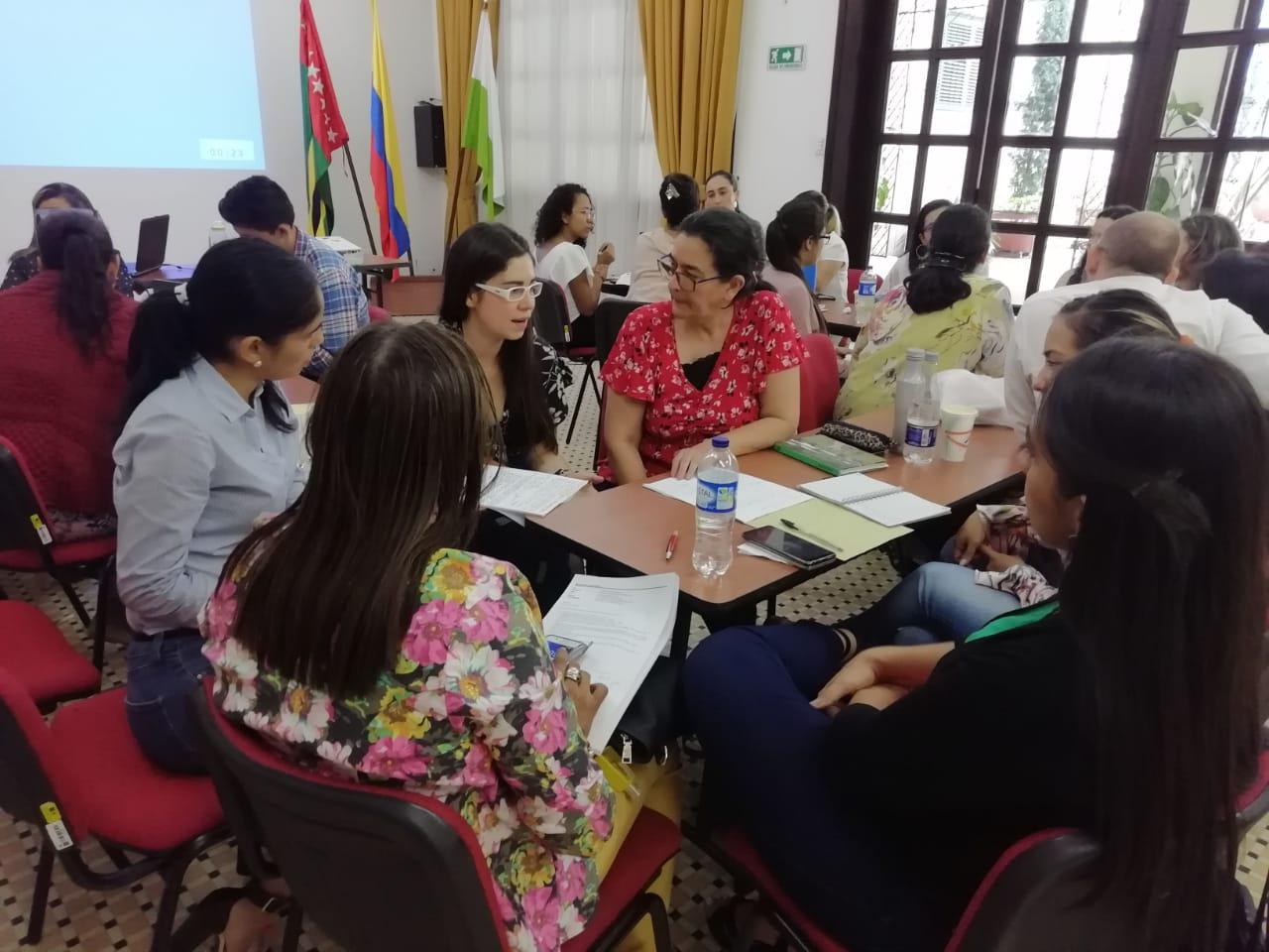 Política Pública de Mujer y Equidad de Género. Avanza construcción del observatorio   EL FRENTE