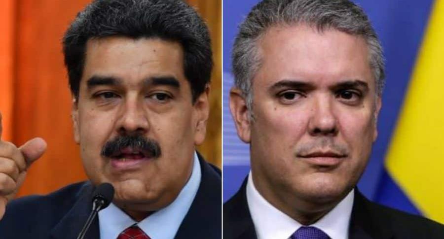 El dictador retó de nuevo al presidente colombiano    EL FRENTE