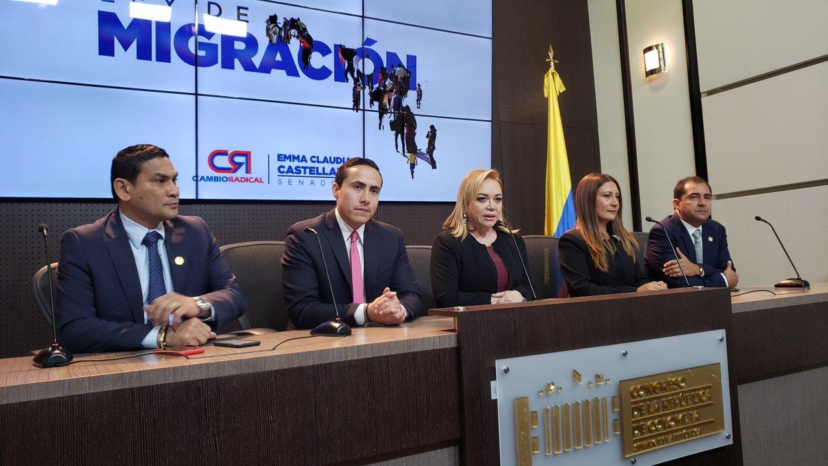 Cambio Radical se declara independiente frente al PND  | EL FRENTE