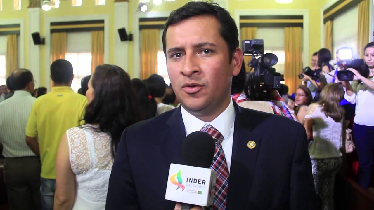 Ratifican sanción disciplinaria contra exdirector del Indersantander     EL FRENTE