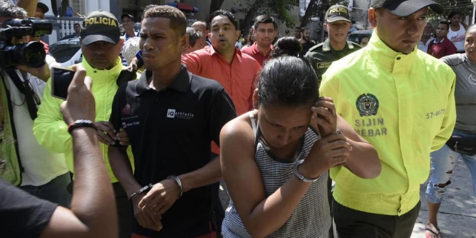 Caen autores materiales de masacre en Barranquilla  | EL FRENTE