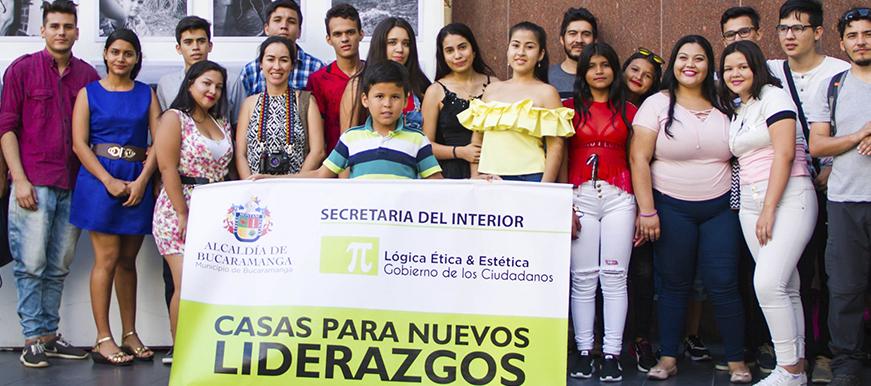 Jóvenes transforman el Norte de Bucaramanga a través del arte y la cultura | EL FRENTE