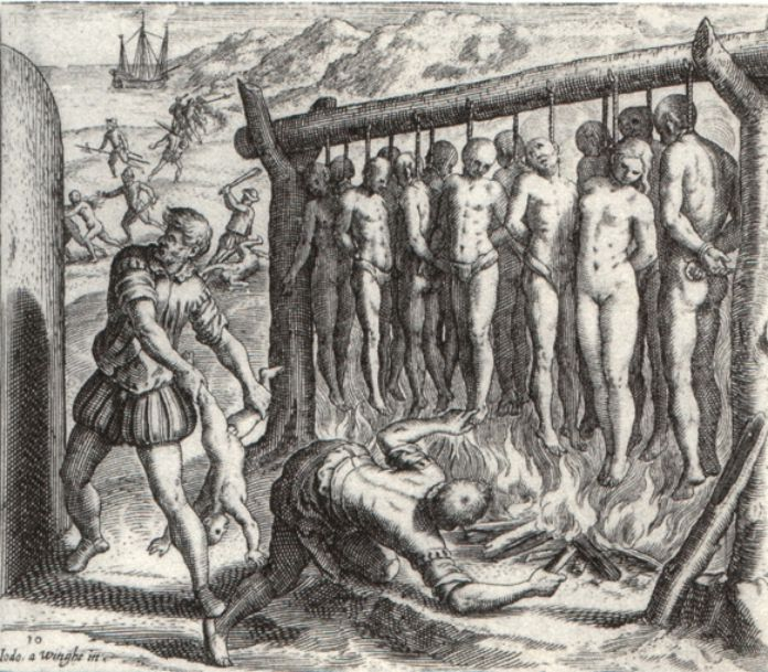 Los conquistadores de América provocaron tantas muertes helaron la Tierra | EL FRENTE