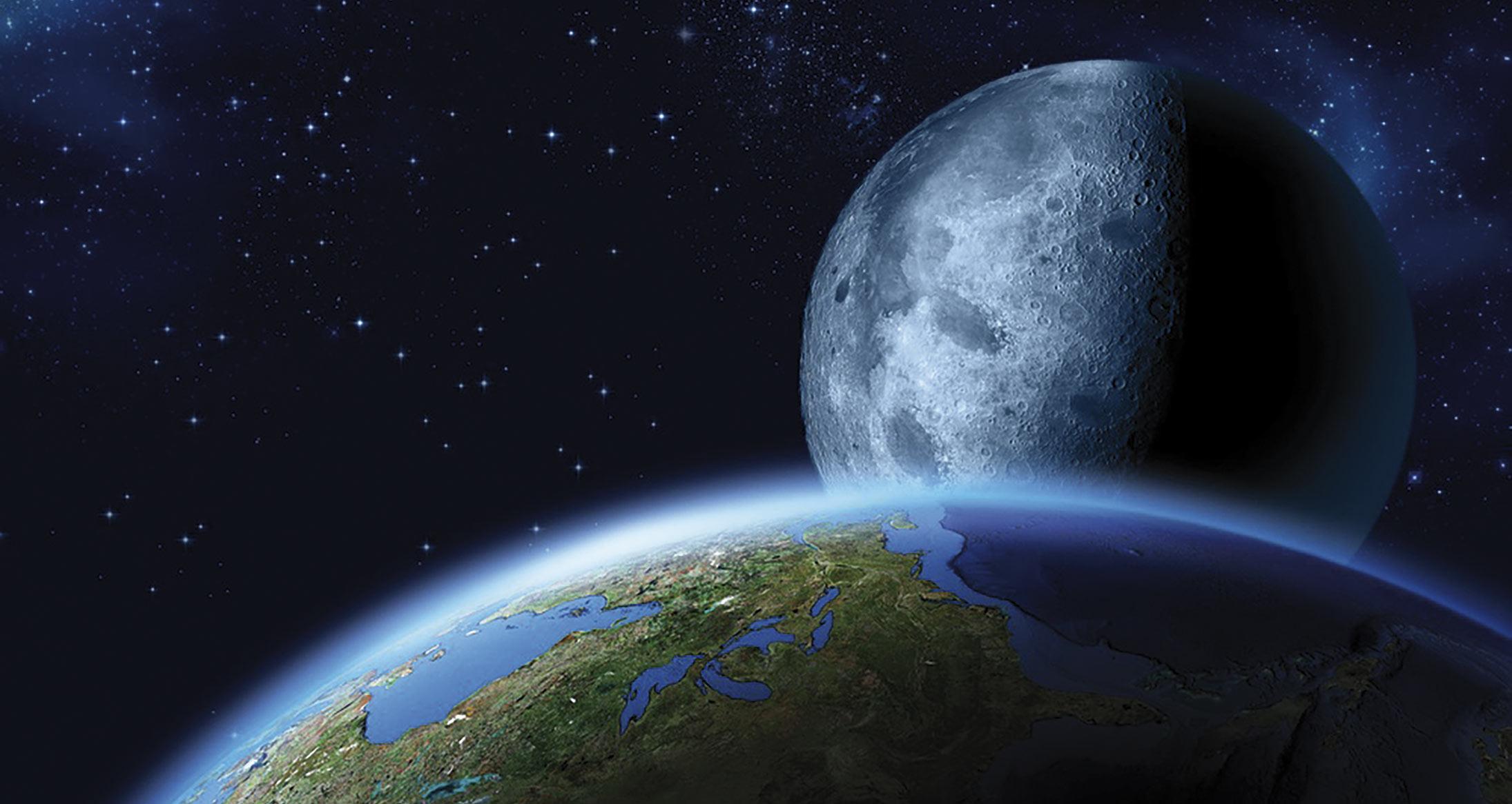 ¿Quiénes son los dueños de la Luna? ¿Quién controla el satélite natural y sus recursos? | Entretenimiento | Variedades | EL FRENTE
