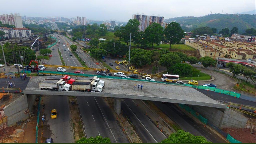 Nuevo intercambiador de Papi Quiero Piña entrará en servicio este martes | EL FRENTE