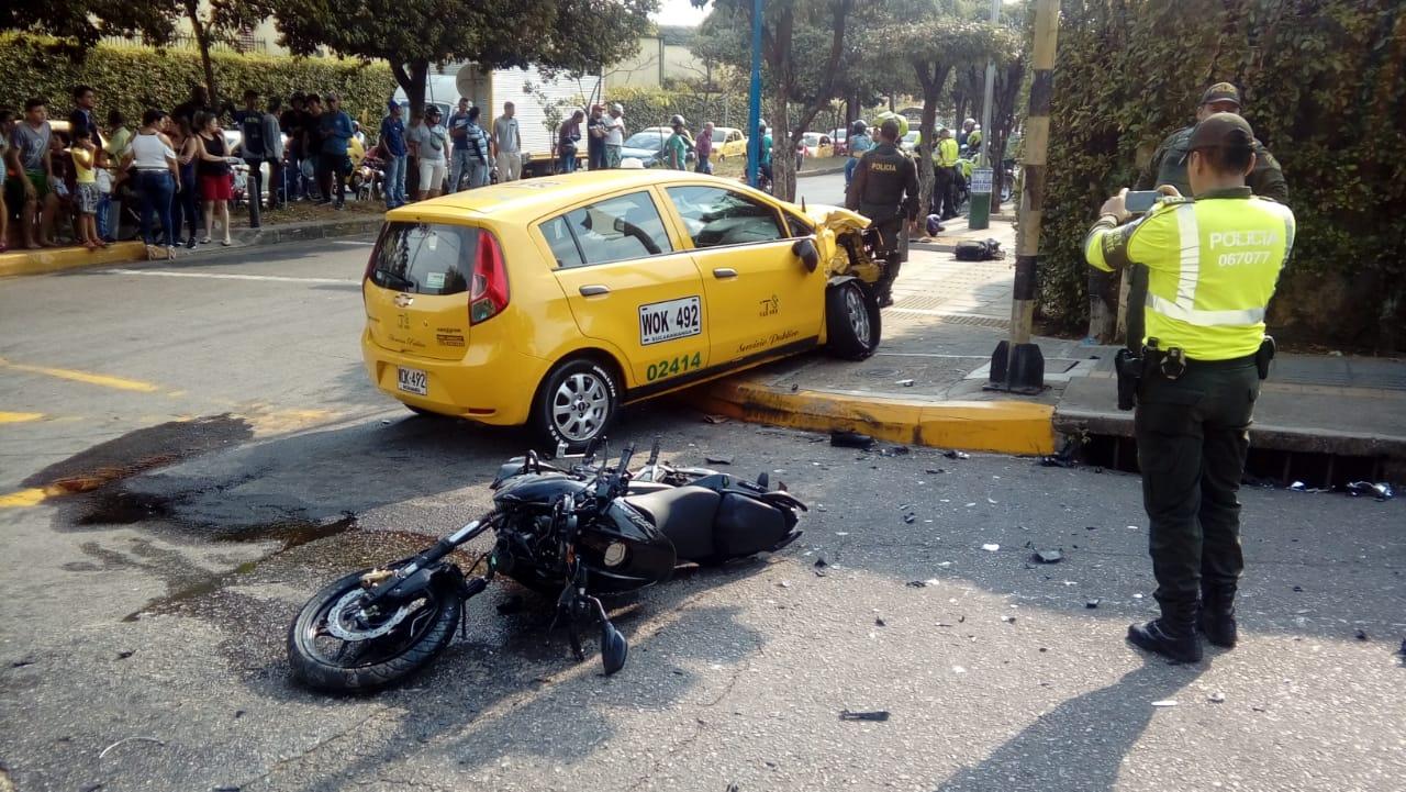 Brutal accidente dejó un muerto en Real de Minas | EL FRENTE