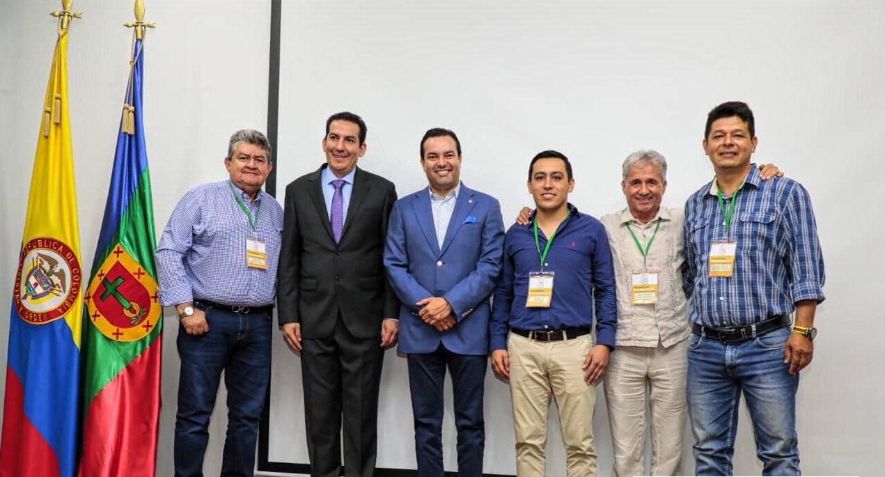 Elegidos los Alcaldes para consejo directivo de la CAS. Mandatario de El Socorro entre los escogidos | Municipios | Santander | EL FRENTE